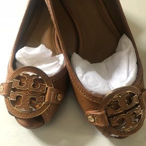 Tory Burch brown shoes